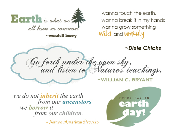 EarthQuotes